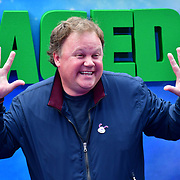 Justin Fletcher attend the Shaun the Sheep Movie: Farmageddon, at ODEON LUXE on 22 September 2019,  London, UK