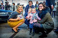 AMSERSFOORT - Queen Máxima will hold a short speech at the anniversary symposium in De Rijtuigenloods in Amersfoort on Tuesday morning, March 5, on the occasion of the ten-year anniversary of Qredits-Microfinanciering Nederland. Queen Máxima speaks in her capacity as a member of the Dutch Committee for Entrepreneurship. robin utrecht