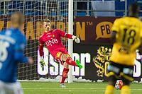 Fotball , 1 April 2016 , Tippeligaen , Eliteserien , Molde - Lillestrøm , Jacob Faye Lund<br /> <br /> Foto: Marius Simensen, Digitalsport