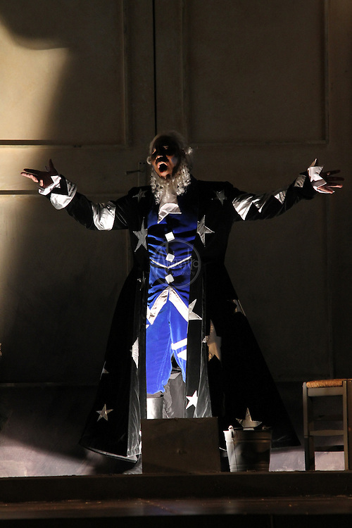 Seattle Opera production of Cinderella