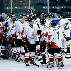 20100417: SLO, IIHF Ice Hockey World Championship DIV I Group B, Korea vs Hungary