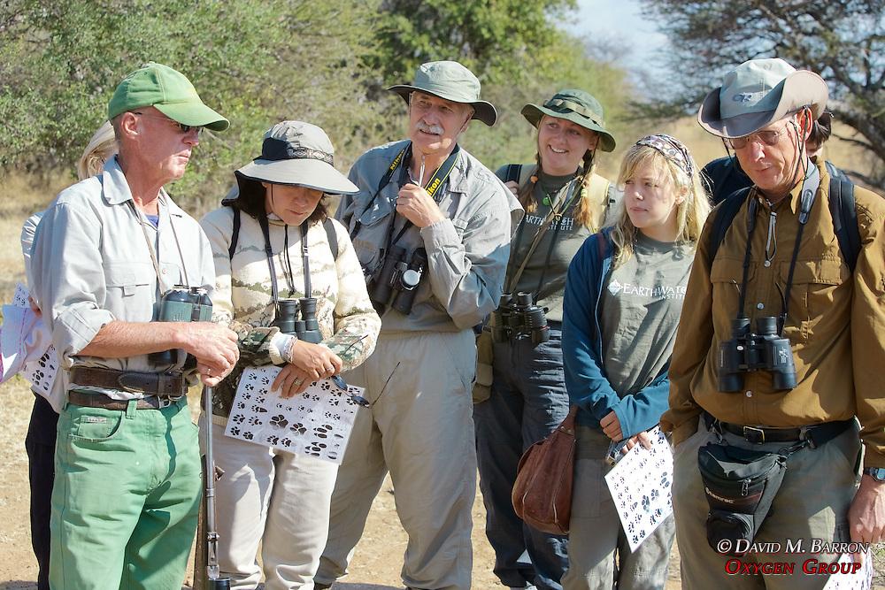 EW Team Learning Animal Tracking