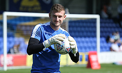 Adam Smith of Bristol Rovers during the warm-up - Mandatory by-line: Arron Gent/JMP - 19/04/2019 - FOOTBALL - Cherry Red Records Stadium - Kingston upon Thames, England - AFC Wimbledon v Bristol Rovers - Sky Bet League One