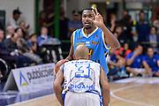 DESCRIZIONE : Beko Legabasket Serie A 2015- 2016 Dinamo Banco di Sardegna Sassari -Vanoli Cremona<br /> GIOCATORE : Tyrus McGee<br /> CATEGORIA : Palleggio Schema Mani<br /> SQUADRA : Vanoli Cremona<br /> EVENTO : Beko Legabasket Serie A 2015-2016<br /> GARA : Dinamo Banco di Sardegna Sassari - Vanoli Cremona<br /> DATA : 04/10/2015<br /> SPORT : Pallacanestro <br /> AUTORE : Agenzia Ciamillo-Castoria/L.Canu