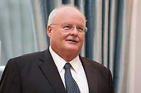 13 JAN 2011, BERLIN/GERMANY:<br /> Christoph Frank, Vorsitzender Deutscher Richterbund, Neujahrsempfang des Bundespraesidenten, Schloss Bellevue<br /> IMAGE: 20110113-01-058