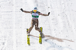 16.12.2017, Gross Titlis Schanze, Engelberg, SUI, FIS Weltcup Ski Sprung, Engelberg, im Bild Kamil Stoch (POL) // Kamil Stoch of Poland during Mens FIS Skijumping World Cup at the Gross Titlis Schanze in Engelberg, Switzerland on 2017/12/16. EXPA Pictures © 2017, PhotoCredit: EXPA/JFK