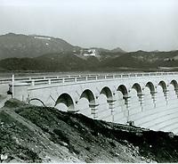 1924 Lake Hollywood Dam