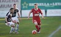 Fotball , 24. januar 2016 , privatkamp<br /> Strømsgodset - Piast Gliwice<br /> Tomasz Kokwa , , PG<br /> Mounir Hamoud , SIF