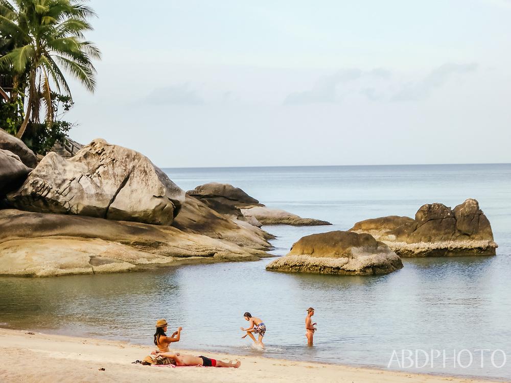 Koh Phangan, Hat Sadet Beach, Than Sadet koh phanagan เกาะพะงัน