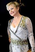 Musical Award Gala 2015 in het Beatrix threater, Utrecht.<br /> <br /> Op de foto:    Vera Mann