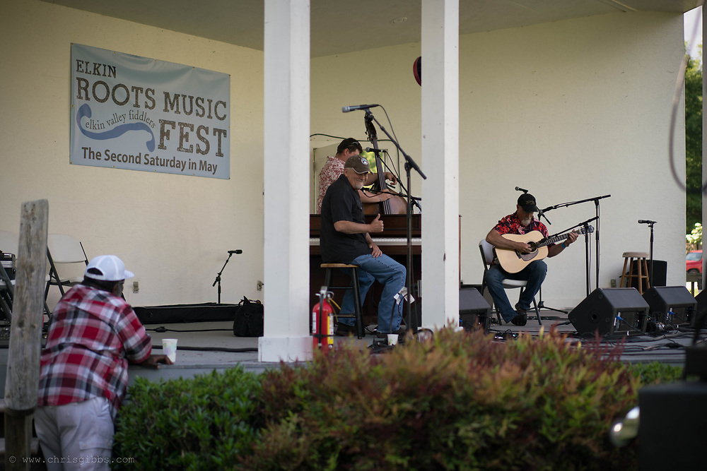 Elkin Roots Music Fest 2016 Annual music event featuring local and regional musicians.