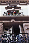 Balcony Facade, Paris, France 2010