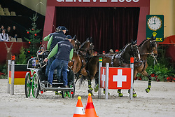 Sandmann Christoph<br /> Erwood, Rambo, Attention Please, Gento<br /> CAI-W Geneve 2008<br /> Photo © Hippo Foto