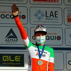 21-03-2021: Wielrennen: Tropheo Alfredo Binda: Cittiglio<br />Elisa Longo Borghini