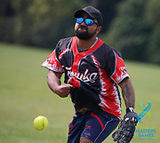2020 South Island Masters Games<br /> SOFTBALL DAY ONE<br /> Timaru<br /> Photo KEVIN CLARKE ANZIPP CMG SPORT ACTION IMAGES<br /> 10/10/2020<br /> ©cmgsport2020