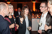 SARAH MORRIS, Victoria Miro hosts Supper to celebrate Frieze and Frieze Masters . One Mayfair, London. 17 October 2013