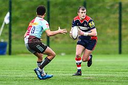 Nathan Chamberlain of Bristol Academy U18 in action - Mandatory by-line: Craig Thomas/JMP - 03/02/2018 - RUGBY - SGS Wise Campus - Bristol, England - Bristol U18 v Harlequins U18 - Premiership U18 League