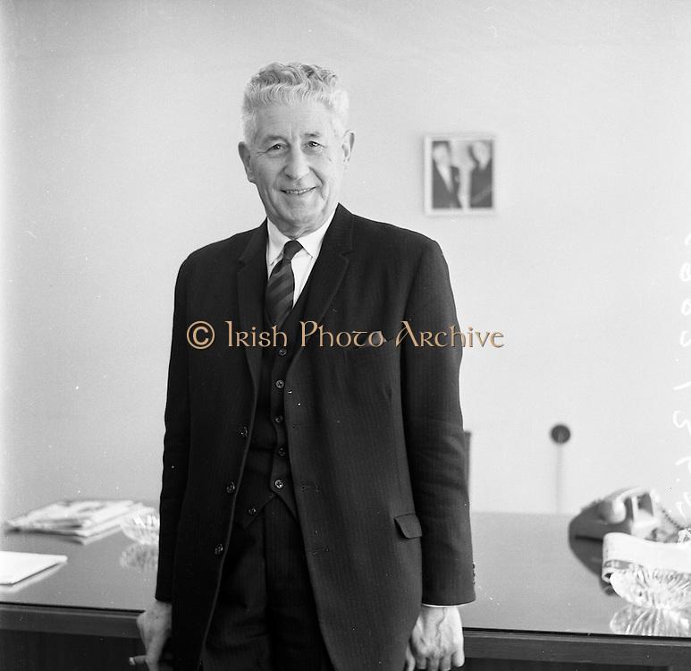 09/08/1967<br /> 08/09/1967<br /> 09 August 1967<br /> Mr. Brendan C. Considine, Chairman, Agricultural Credit Corporation Ltd. at the Agricultural Credit Corporation Ltd. office, Harcourt Street, Dublin.
