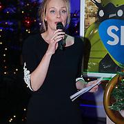 NLD/Hilversum/20121207 - Skyradio Christmas Tree, Marleen Sahulpala