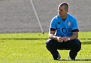 England Training 120614