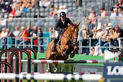 Garcia Roque Ismael, ESP, La Costa<br /> European Championship Riesenbeck 2021<br /> © Hippo Foto - Dirk Caremans<br /> 02/09/2021