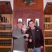 Europe, United Kingdom, Scotland. Whisky Tasting at Ardbeg Distillery, Scotland.