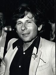Feb. 24, 1982 - Roman Polanski: Film Director and Writer. (Credit Image: © Keystone Pictures USA/ZUMAPRESS.com)