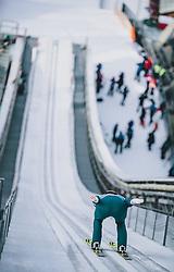 31.12.2019, Olympiaschanze, Garmisch Partenkirchen, GER, FIS Weltcup Skisprung, Vierschanzentournee, Garmisch Partenkirchen, Qualifikation, im Bild Philipp Aschenwald (AUT) // Philipp Aschenwald of Austria during his qualification Jump for the Four Hills Tournament of FIS Ski Jumping World Cup at the Olympiaschanze in Garmisch Partenkirchen, Germany on 2019/12/31. EXPA Pictures © 2019, PhotoCredit: EXPA/ JFK