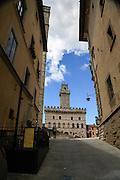 City Hall, Montepulciano, Tuscany, Italy