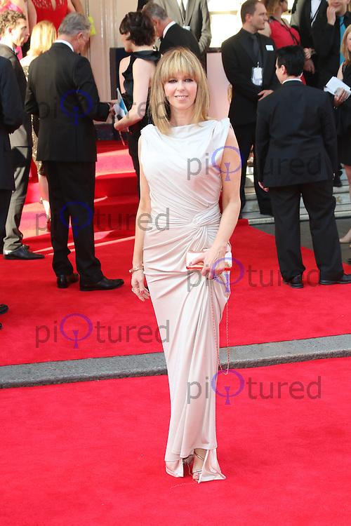 Kate Garraway, Arqiva British Academy Television Awards - BAFTA, Theatre Royal Drury Lane, London UK, 18 May 2014, Photo by Richard Goldschmidt