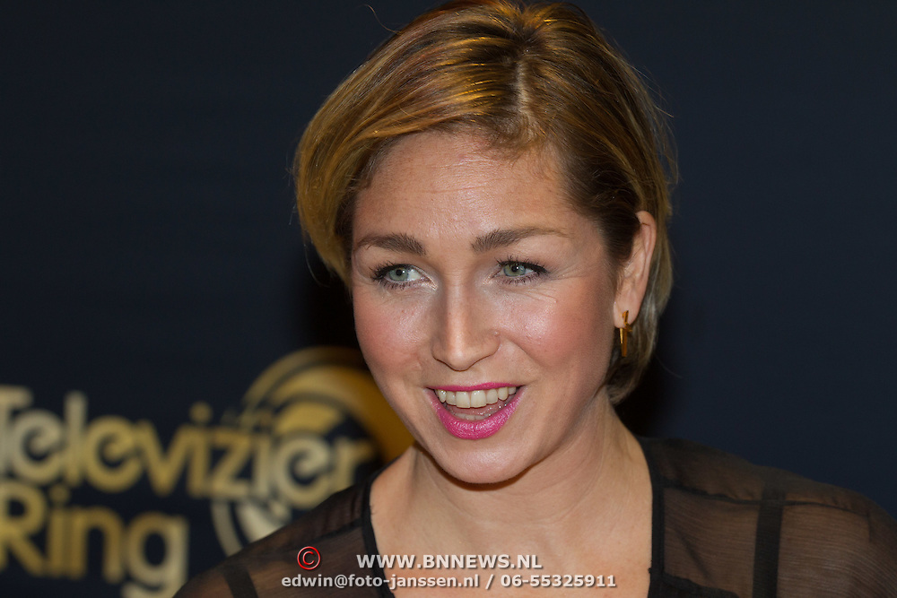 NLD/Amsterdam/20151015 - Televizier gala 2015, Dominique van Hulst