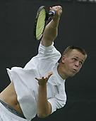 3/30/03 Men's Tennis vs Notre Dame
