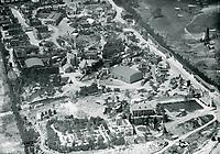 1935 Aerial of Fox Movietone Studios in West Los Angeles