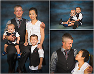 Welch Family Portraits