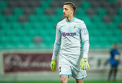 Aljaz Ivacic of Radomlje during football match between NK Olimpija Ljubljana and NK Kalcer Radomlje in Round #29 of Prva liga Telekom Slovenije 2016/17, on April 17, 2017 in SRC Stozice, Ljubljana, Slovenia. Photo by Vid Ponikvar / Sportida