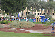 Rafa Cabrera Bello (ESP) on the 10th tee during the 3rd round of the DP World Tour Championship, Jumeirah Golf Estates, Dubai, United Arab Emirates. 17/11/2018<br /> Picture: Golffile | Fran Caffrey<br /> <br /> <br /> All photo usage must carry mandatory copyright credit (© Golffile | Fran Caffrey)