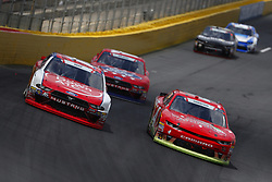 May 26, 2018 - Concord, North Carolina, United States of America - Ryan Reed (16) brings his car through the turns during the Alsco 300 at Charlotte Motor Speedway in Concord, North Carolina. (Credit Image: © Chris Owens Asp Inc/ASP via ZUMA Wire)