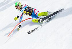 JAEGERSBERGER Jakob  of Austria during Men's Super Combined Slovenian National Championship 2014, on April 1, 2014 in Krvavec, Slovenia. Photo by Vid Ponikvar / Sportida