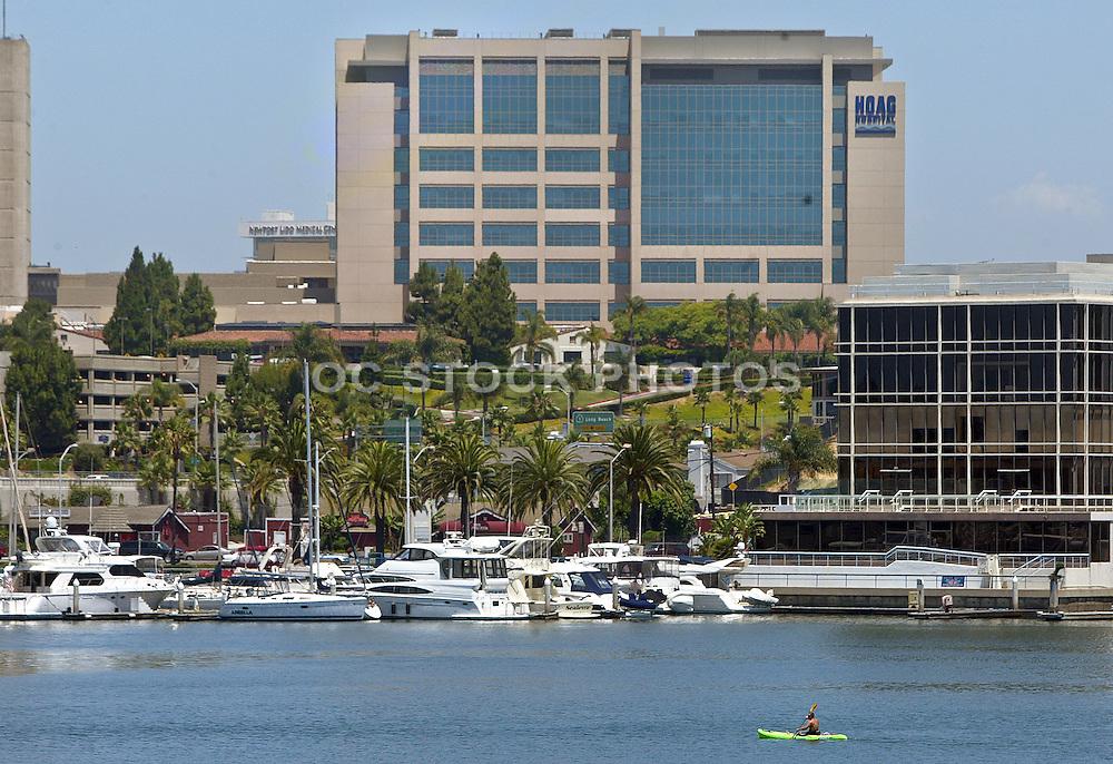 Hoag Hospital In Newport Beach