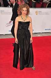 © licensed to London News Pictures. London, UK  22/05/11 Alex Kingston  attends the BAFTA Television Awards at The Grosvenor Hotel in London . Please see special instructions for usage rates. Photo credit should read AlanRoxborough/LNP