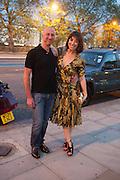 BOB BONAVENTURA; GEMMA BLACKSHAW, Tate Summer party. Tate Britian, Millbank. London. 28 May 2012