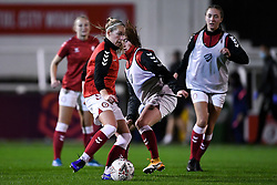 - Mandatory by-line: Ryan Hiscott/JMP - 14/11/2020 - FOOTBALL - Twerton Park - Bath, England - Bristol City Women v Tottenham Hotspur Women - Barclays FA Women's Super League