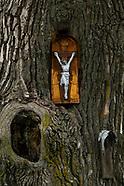 Podlaskie krzyże i kapliczki przydrożne