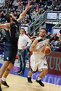 DESCRIZIONE : Bologna LNP DNB Adecco Silver GironeA 2013-14 Fortitudo Bologna Basket Cecina<br /> GIOCATORE : Fin Gabriele <br /> SQUADRA : Fortitudo Bologna <br /> EVENTO : LNP DNB Adecco Silver GironeA 2013-14<br /> GARA :  Fortitudo Bologna Basket Cecina <br /> DATA : 05/01/2014<br /> CATEGORIA : Attacco Palleggio<br /> SPORT : Pallacanestro<br /> AUTORE : Agenzia Ciamillo-Castoria/A.Giberti<br /> Galleria : LNP DNB Adecco Silver GironeA 2013-14<br /> Fotonotizia : Bologna LNP DNB Adecco Silver GironeA 2013-14 Fortitudo Bologna Basket Cecina<br /> Predefinita :