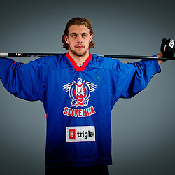 20110831: SLO, Ice Hockey - Photo shooting and Press conference of NHL star Anze Kopitar