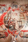 Congonhas do Norte_MG, 24 de Fevereiro de 2010...Vitoria CI - Revistas Choque Gestao...Restauracao da igreja da Matriz de Santana...Foto: LEO DRUMOND / NITRO