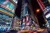 42nd Street & Seventh Avenue, Times Square