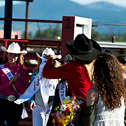 Darby Rodeo Royalty Princess Contestant winner at the Darby MT EPB event, July 7th ,2018.  Photo by Josh Homer/Burning Ember Photography.  Photo credit must be given on all uses.