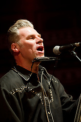 © Copyright licensed to London News Pictures. 18/10/2010. Mark Kermode, onstage at The Royal Albert Hall. Musicians and composers from the world of film gather for Concert for Care, Royal Albert Hall, London.