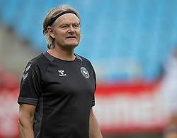 Målmandstræner Jan Rindum (Danmark) før U21 EM2021 Kvalifikationskampen mellem Danmark og Ukraine den 4. september 2020 på Aalborg Stadion (Foto: Claus Birch).